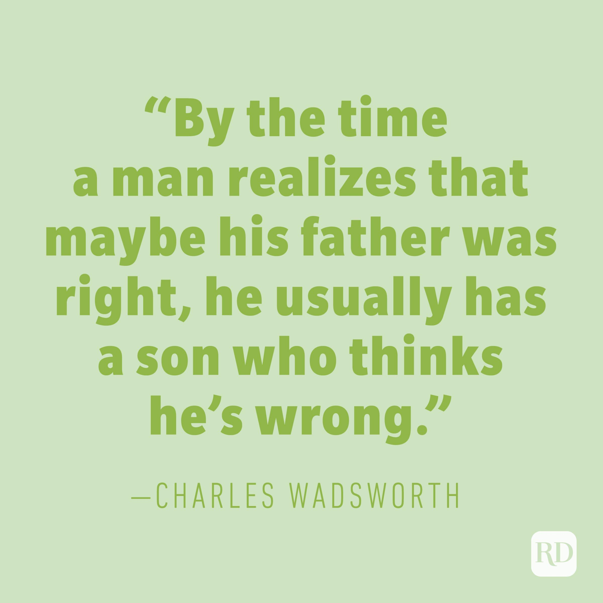 Charles Wadsworth quote