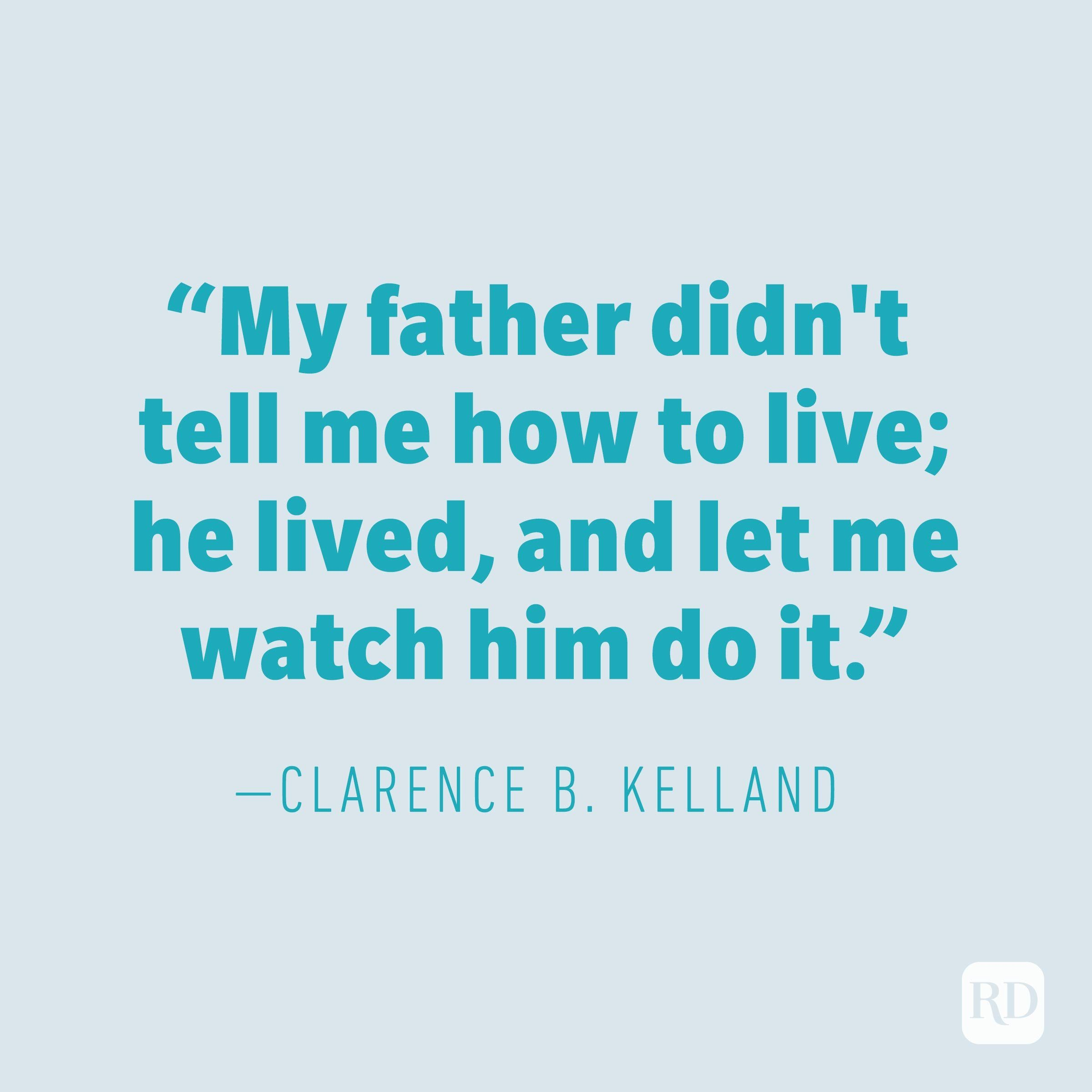 Clarence B. Kelland quote