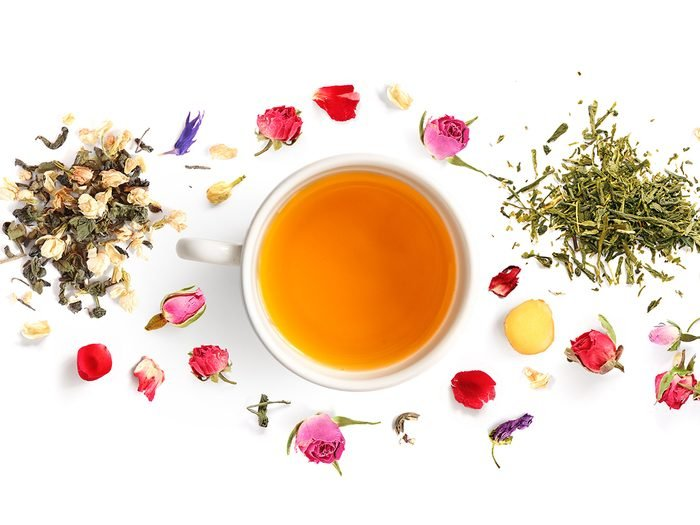 Home remedies for nausea - brew anti-nauseant tea