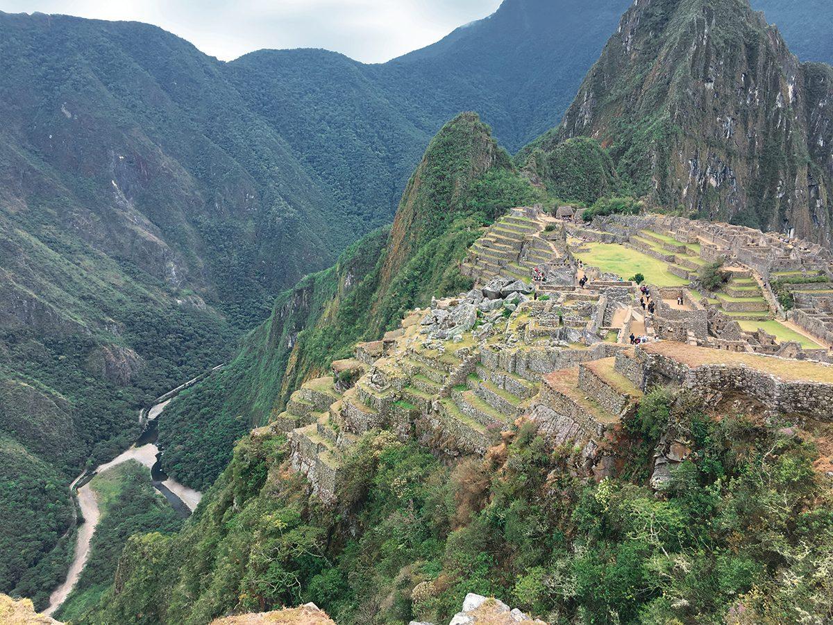 Memories of Peru - Machu Picchu