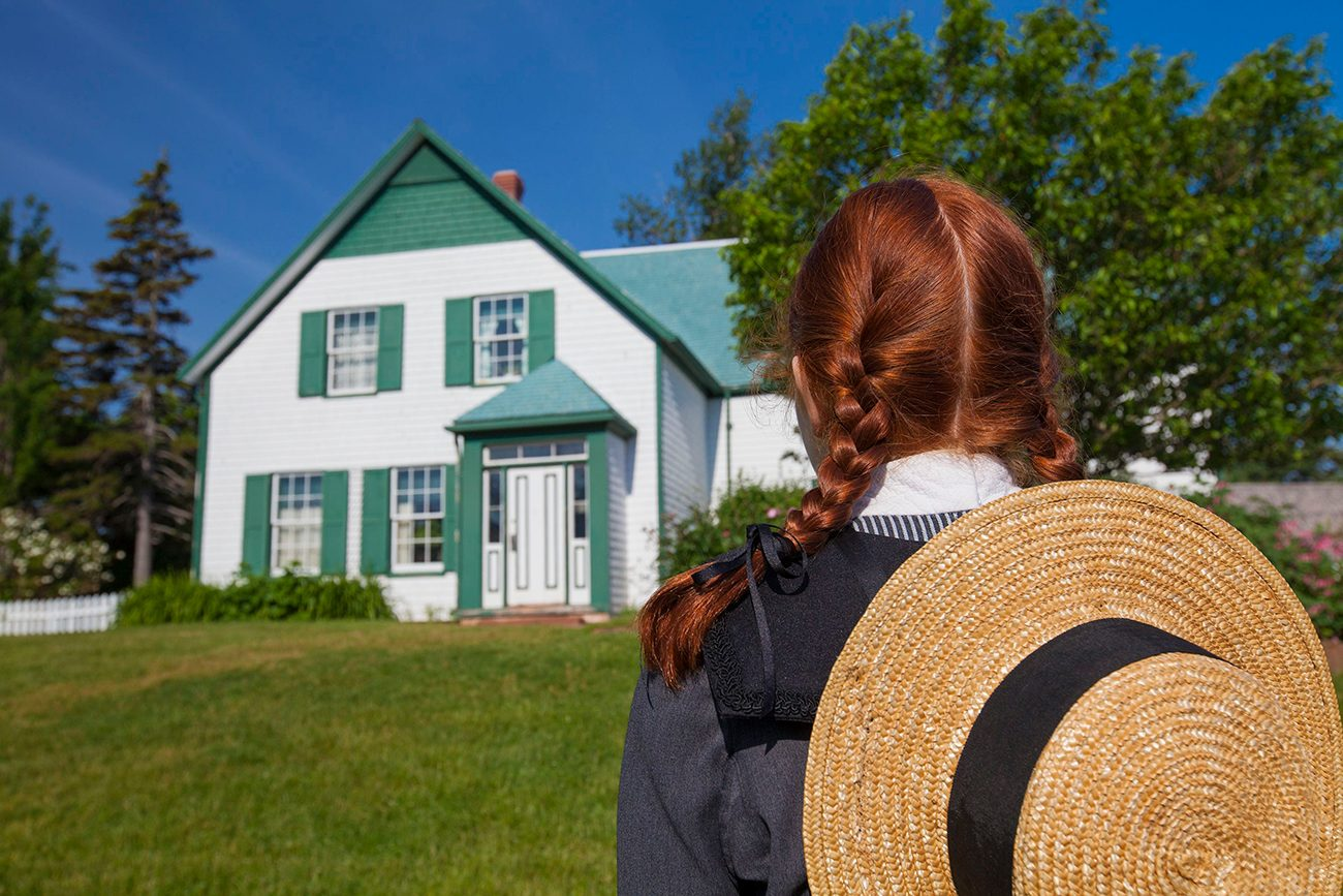 Most famous house in every province - Green Gables