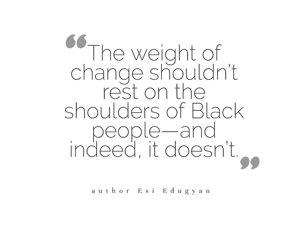 Black Lives Matter - Esi Edugyan
