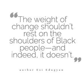Black Canadians on racism - Esi Edugyan