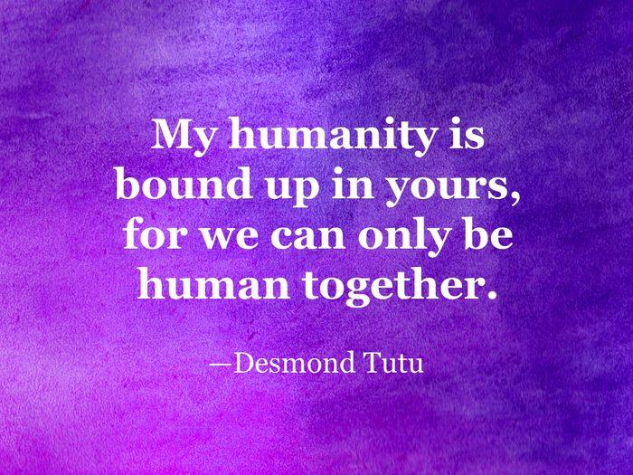 Desmond Tutu quote