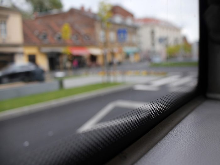 Why Car Windows Have Those Little Black Dots