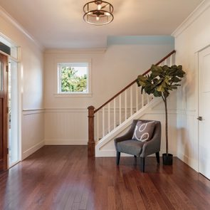 entryway of home