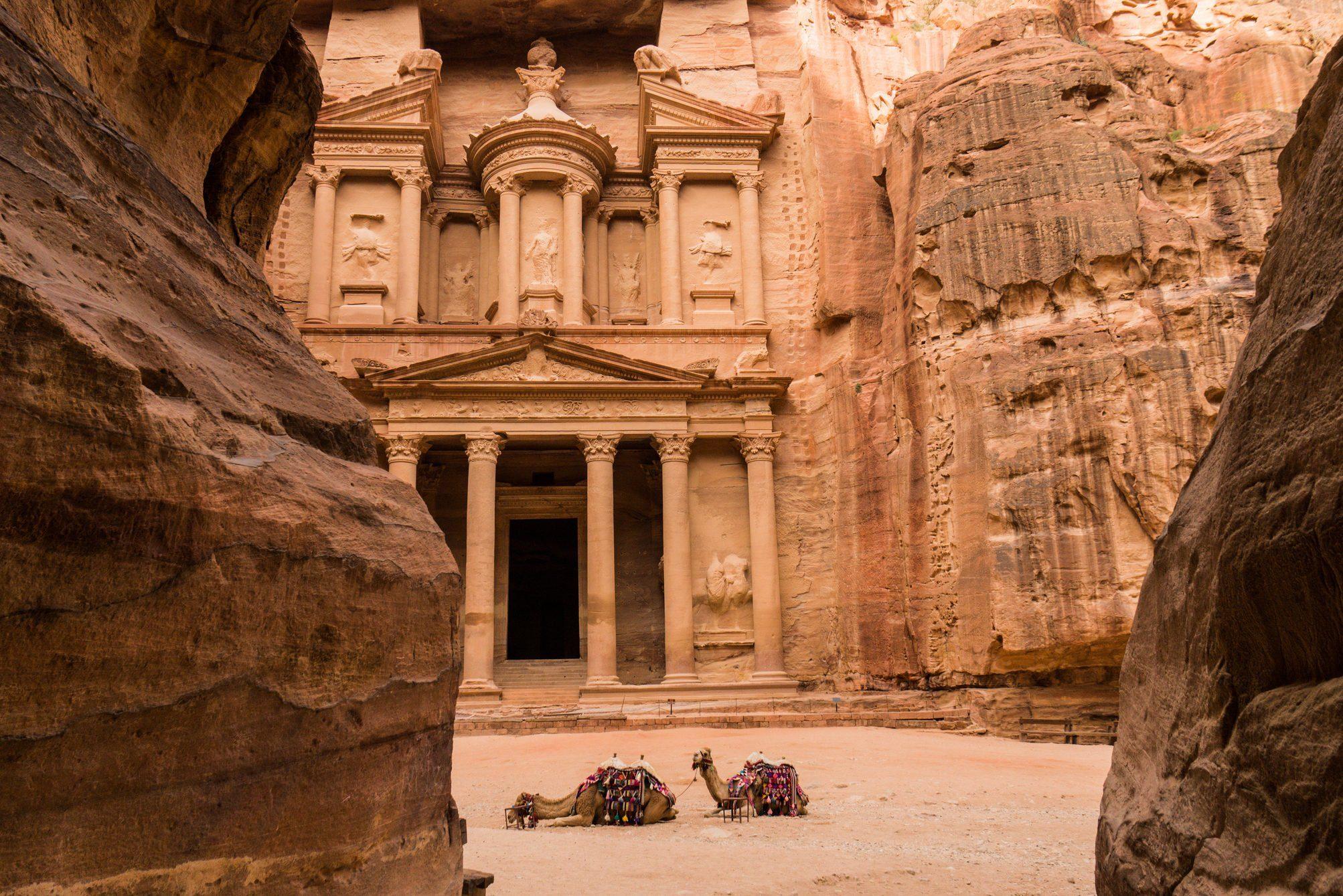 The Treasury (Kasneh) - Petra, Jordan