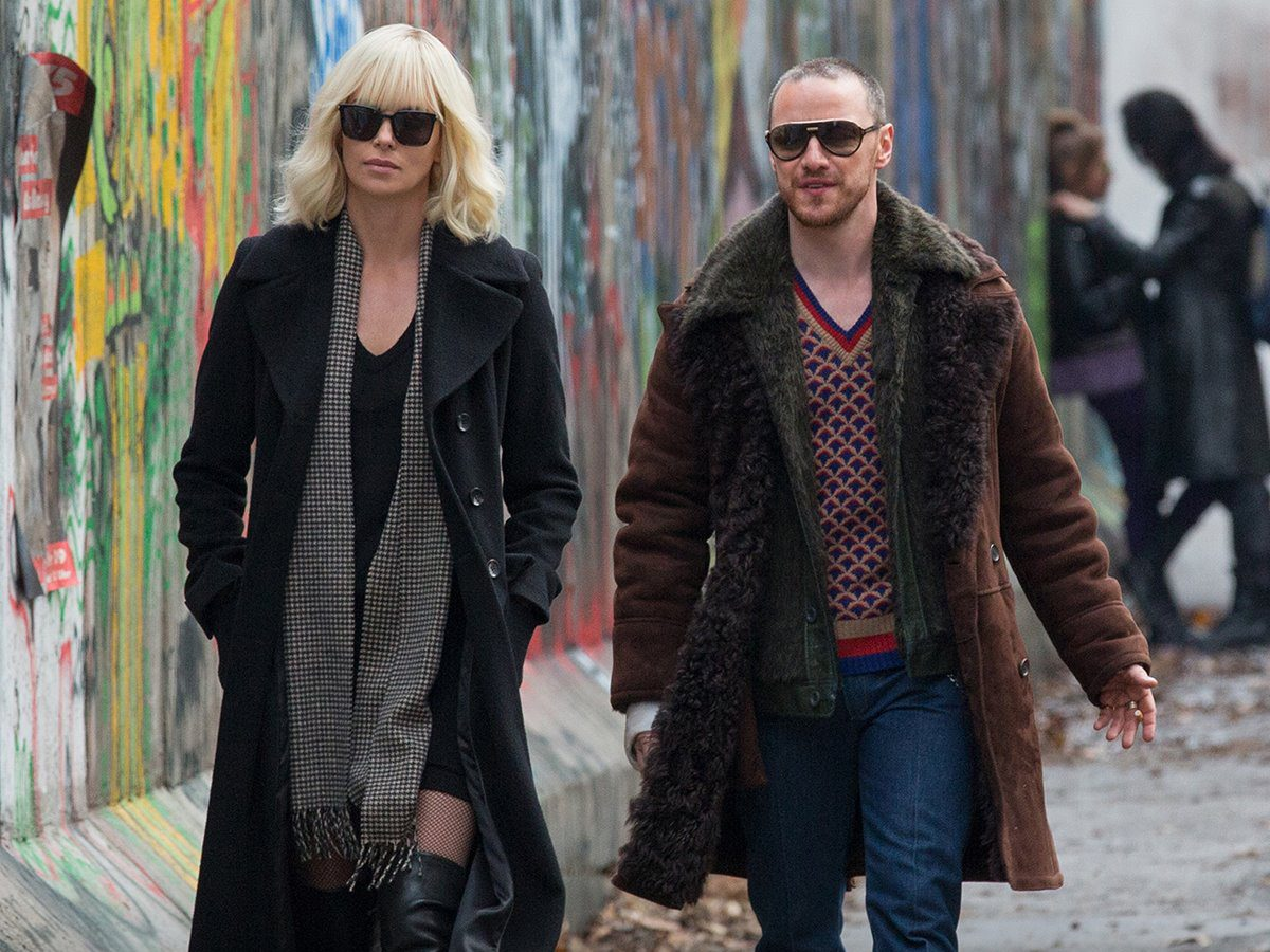 Best action movies on Netflix Canada - Atomic Blonde