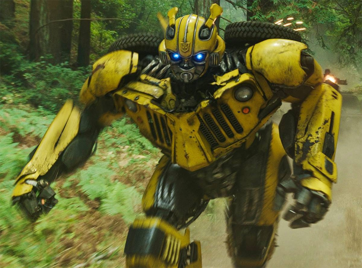 Best action movies on Netflix Canada - Bumblebee