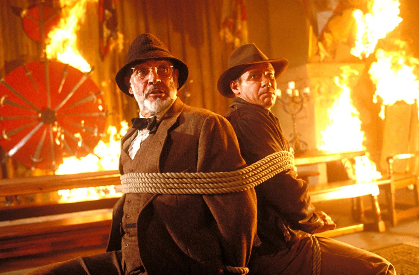Best action movies on Netflix Canada - Indiana Jones and the Last Crusade
