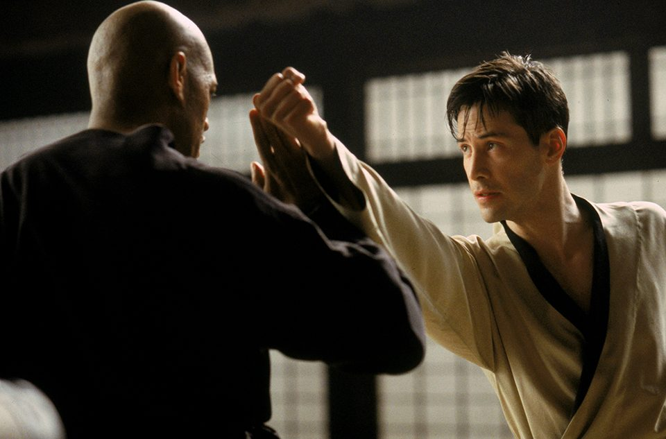 Best action movies on Netflix Canada - The Matrix