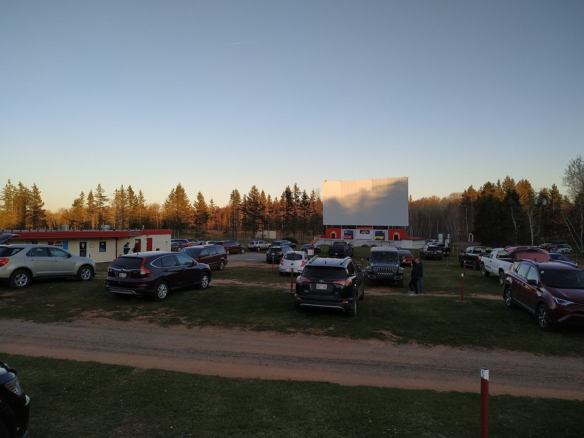 Best drive in theatres across Canada - Brackley Drive-In Theatre