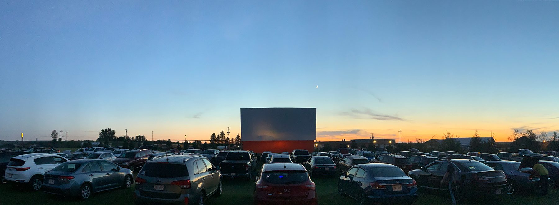 Best drive in theatres across Canada - Sussex Drive In
