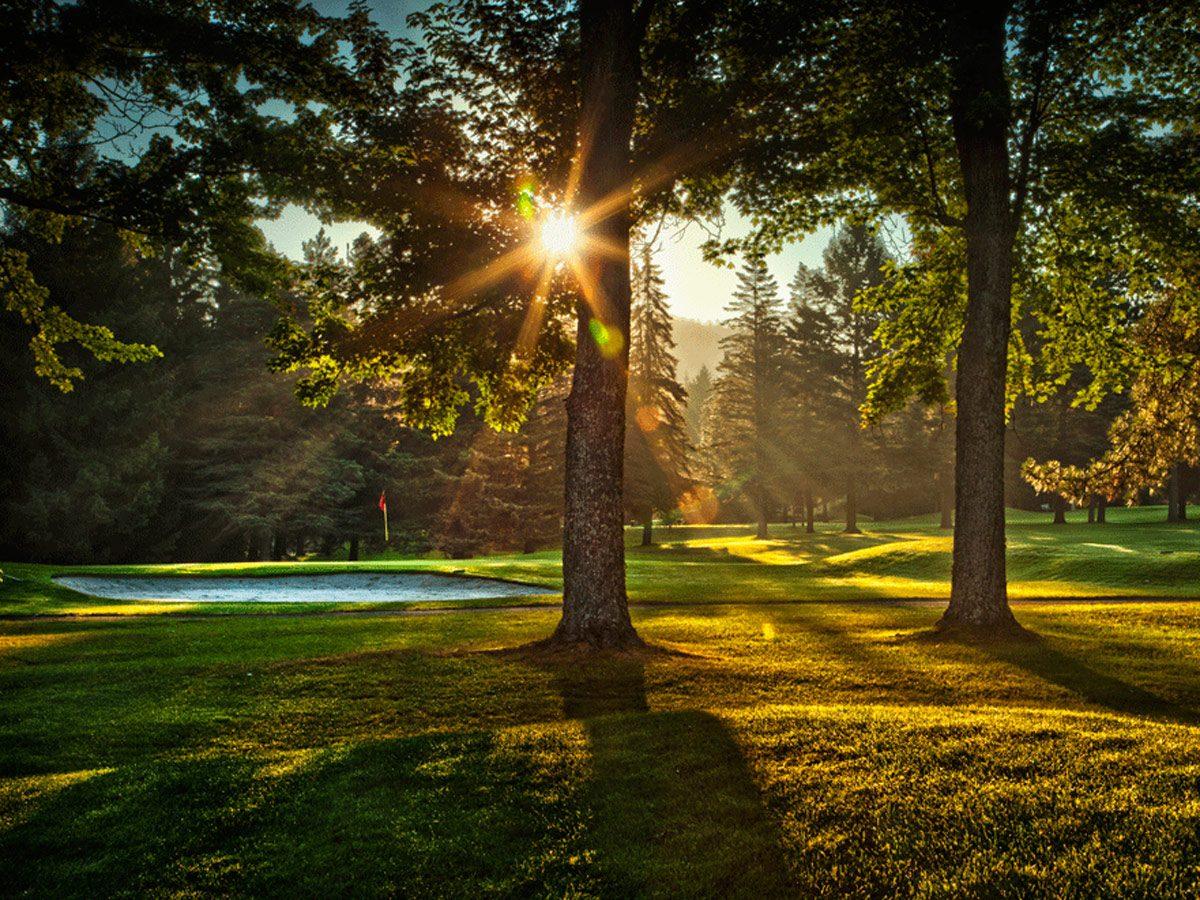 Fraser Edmunston Golf Club