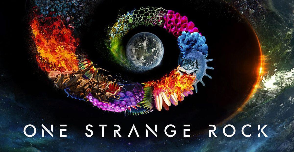Best shows on Disney+ - One Strange Rock