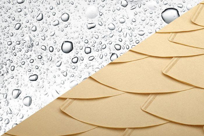 Dry glassware - Water Spots