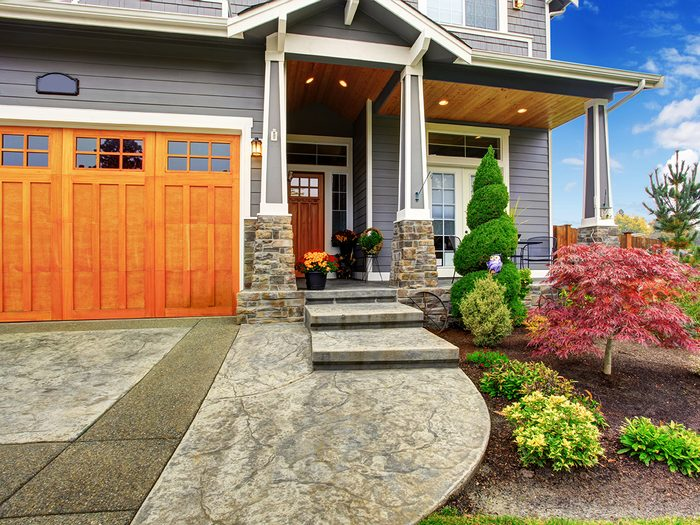 How to boost your home's curb appeal - beautiful house