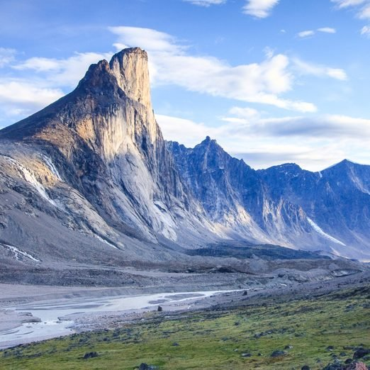 Canada geography facts - Mount Thor, Nunavut