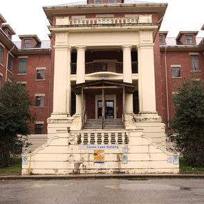 Riverview Hospital in Coquitlam, British Columbia