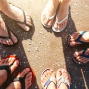 7 Reasons Why You Should Never Wear Flip-Flops