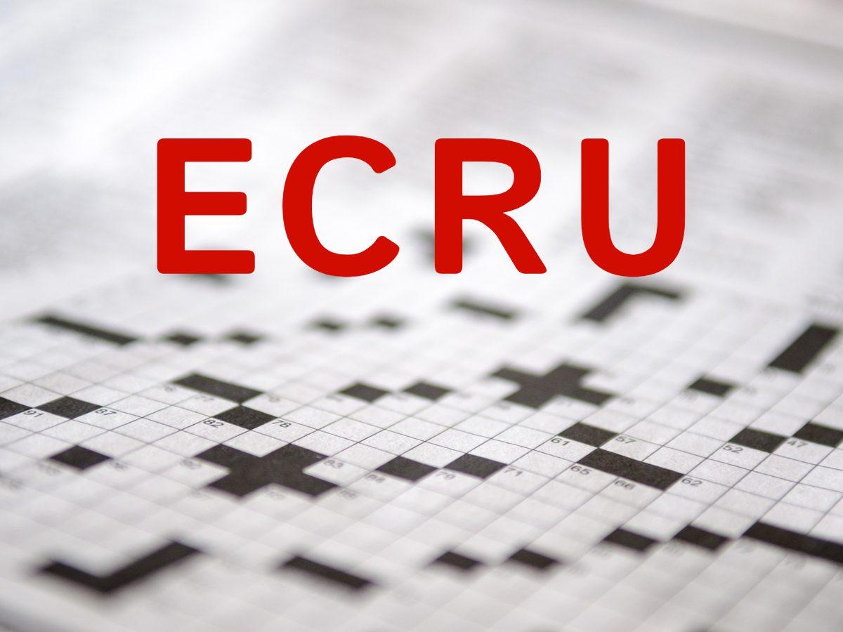 Crossword puzzle answers - Ecru