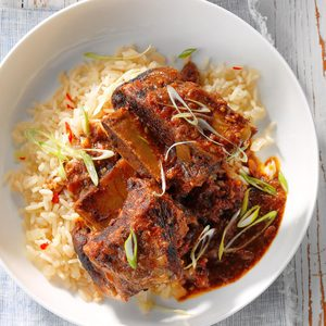 Asian Slow-Cooked Short Ribs