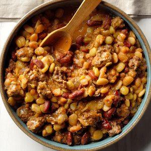 Cowboy Calico Beans