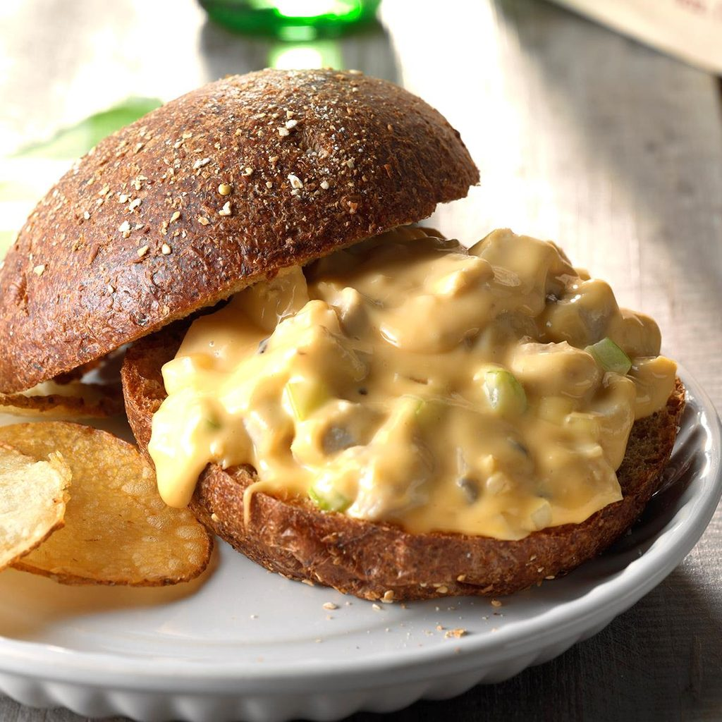 Slow cooked turkey sandwiches recipe