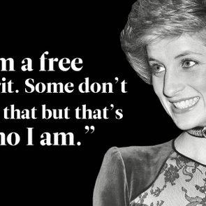 Most inspiring princess diana quotes - I am a free spirit