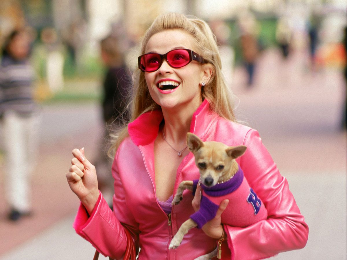Best comedy movies on Netflix - Legally Blonde