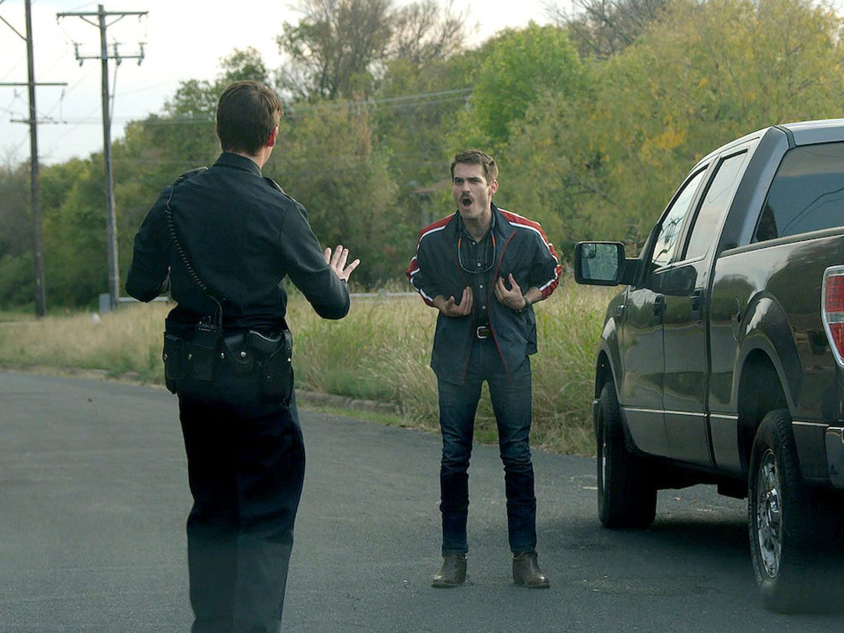 Best comedy movies on Netflix - Thunder Road