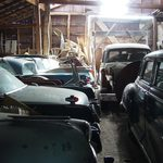 Incredible True Stories of Classic Cars Found Abandoned in Barns