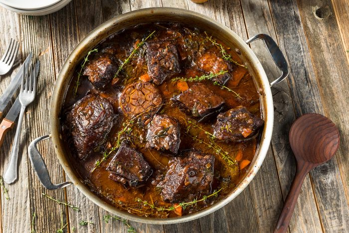 Ways to cook everything faster - Braised meat