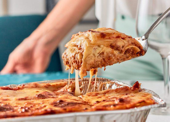 Ways to cook everything faster - Lasagna