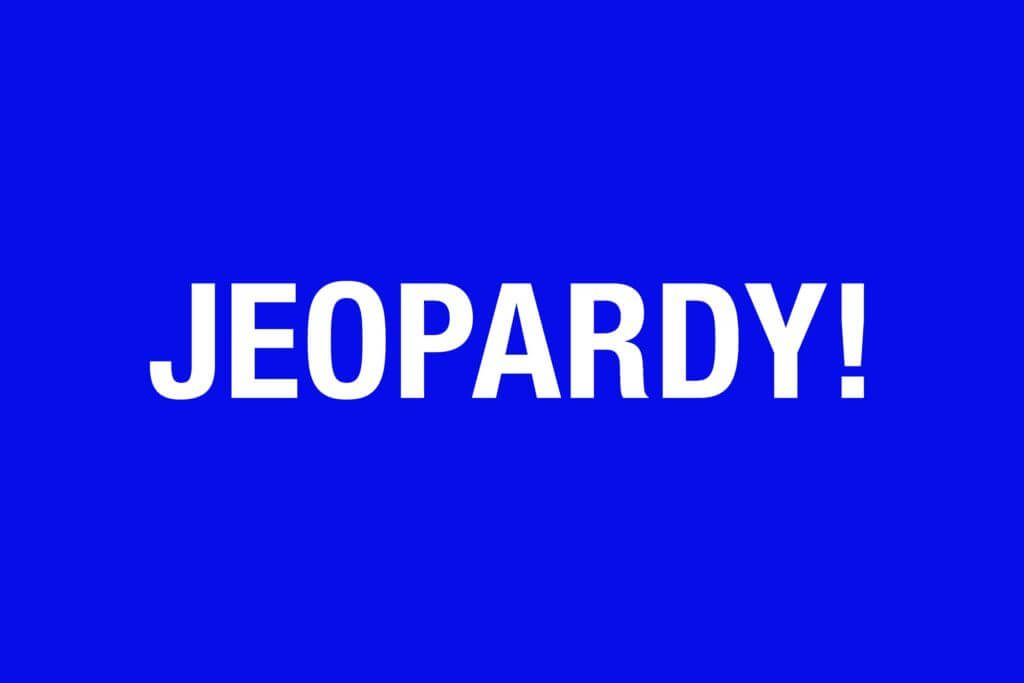 Jeopardy categories that stump everyone