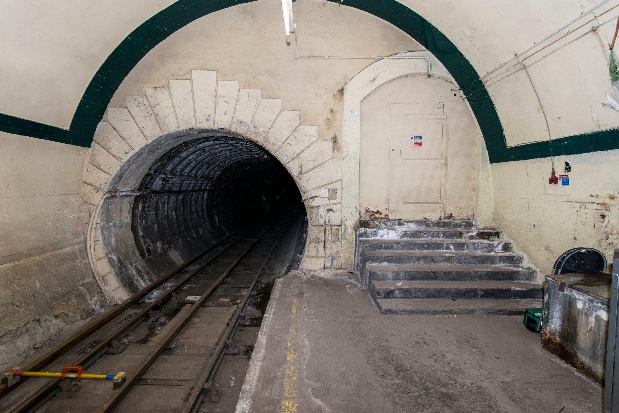 Abandoned Platform (Aldwych)