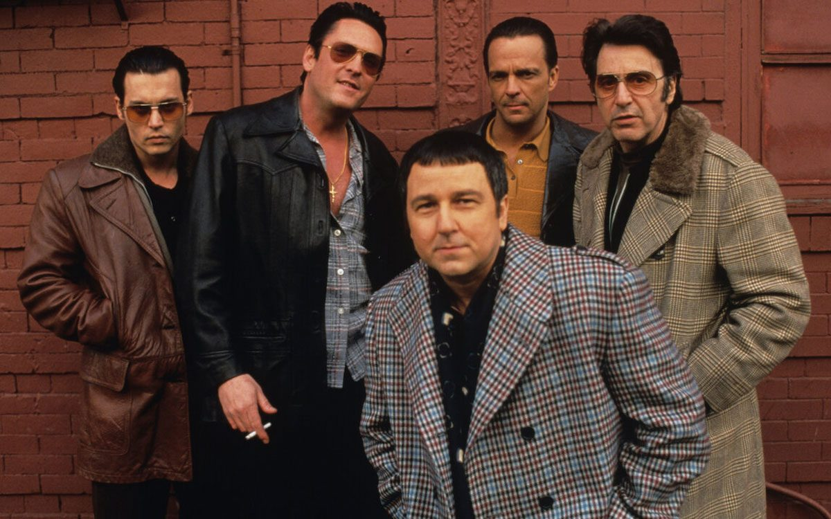 Best drama movies on Netflix Canada - Donnie Brasco