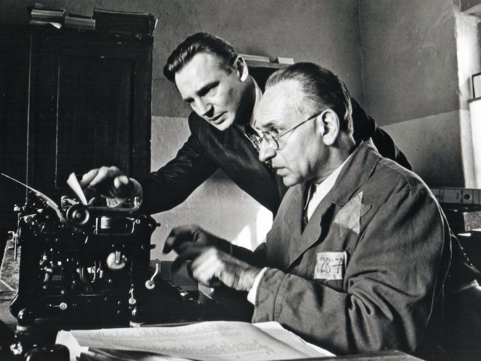 Best drama movies on Netflix Canada -Schindler's List