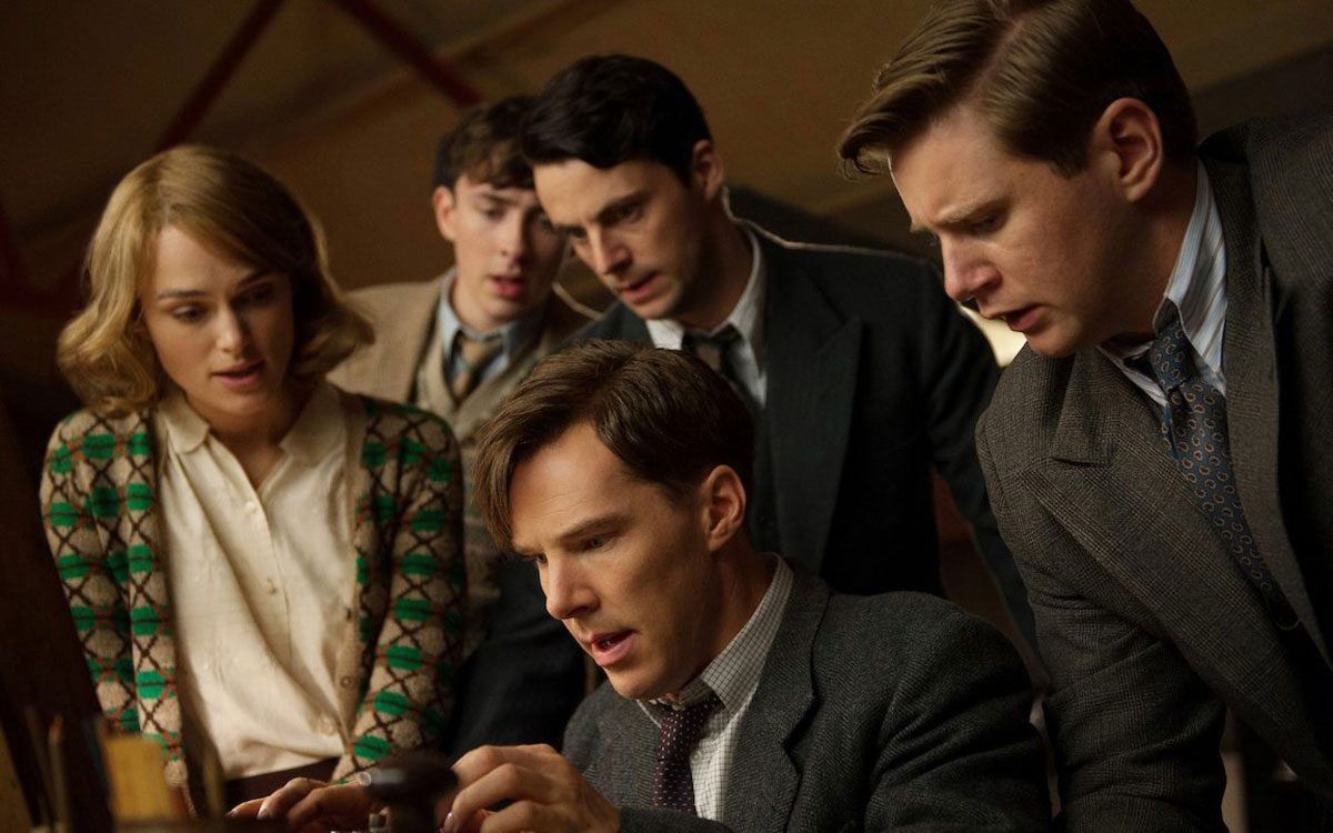 Best drama movies on Netflix Canada - The Imitation Game