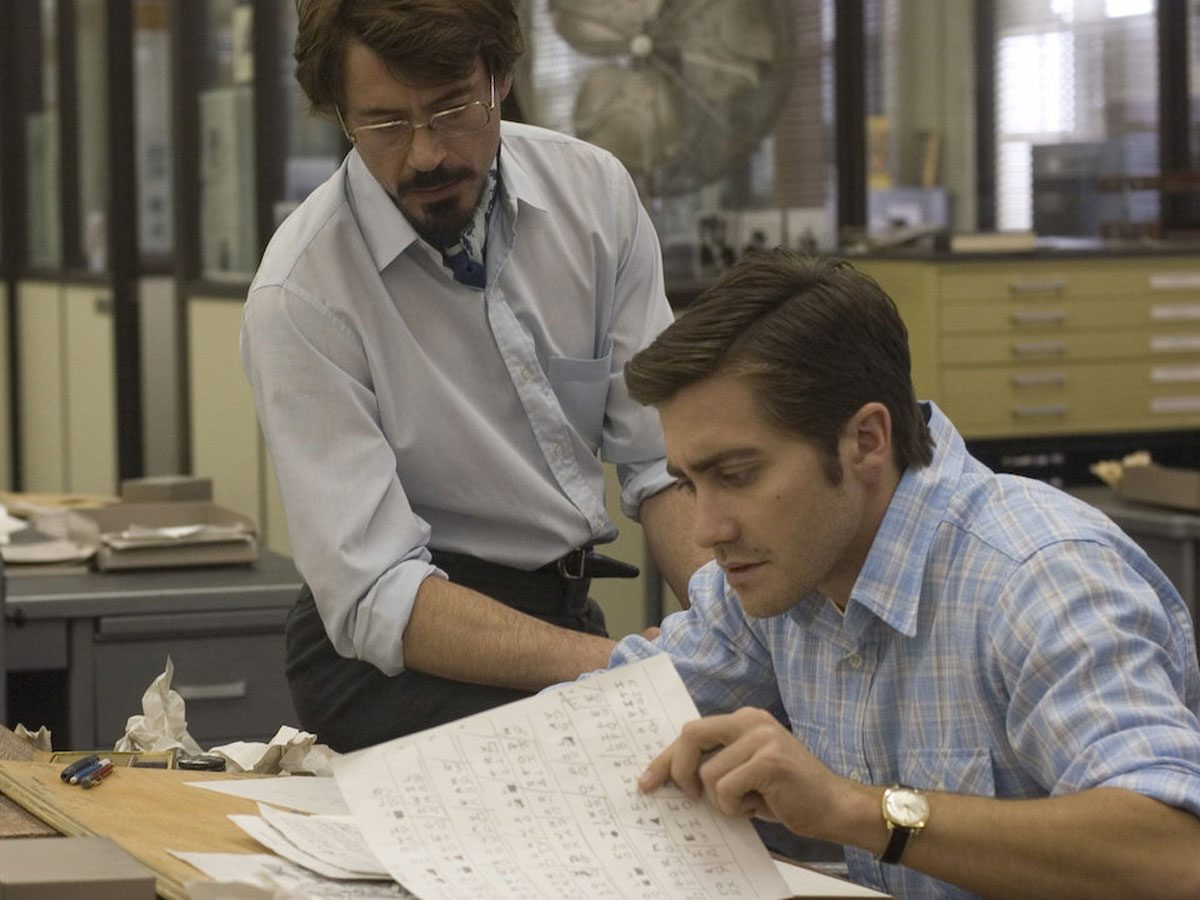 Best drama movies on Netflix - Zodiac