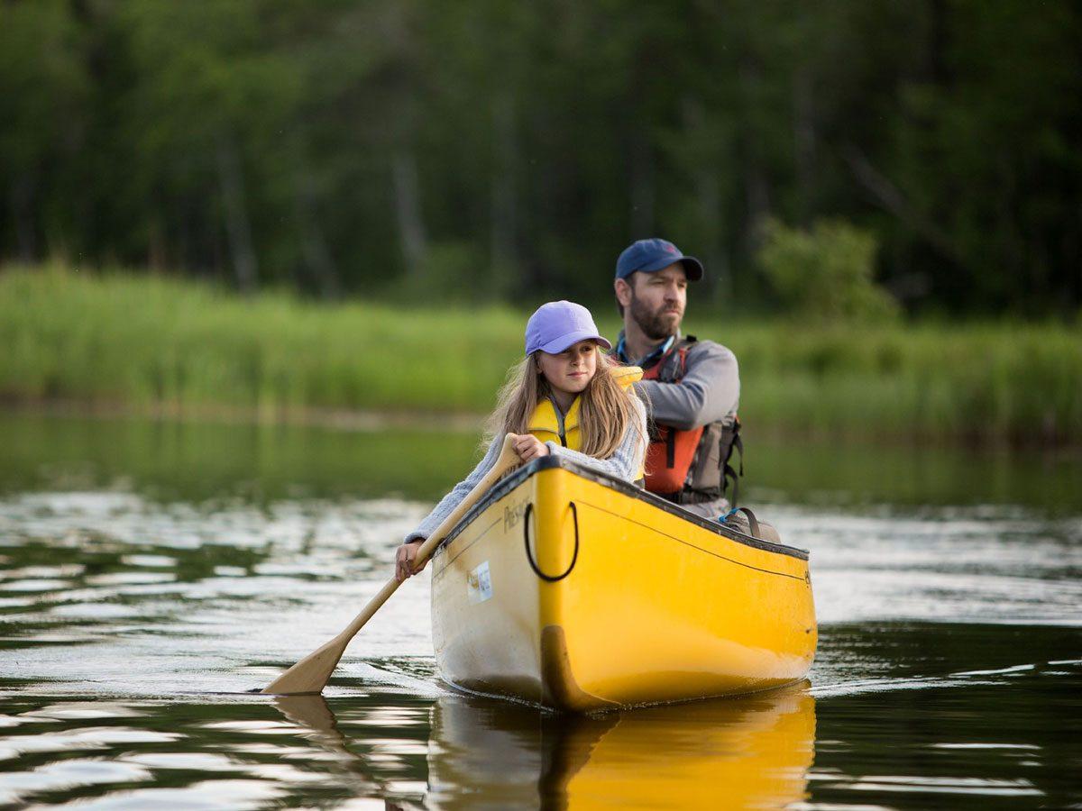 Day trips from Montreal - Iles-de-Boucherville Provincial Park