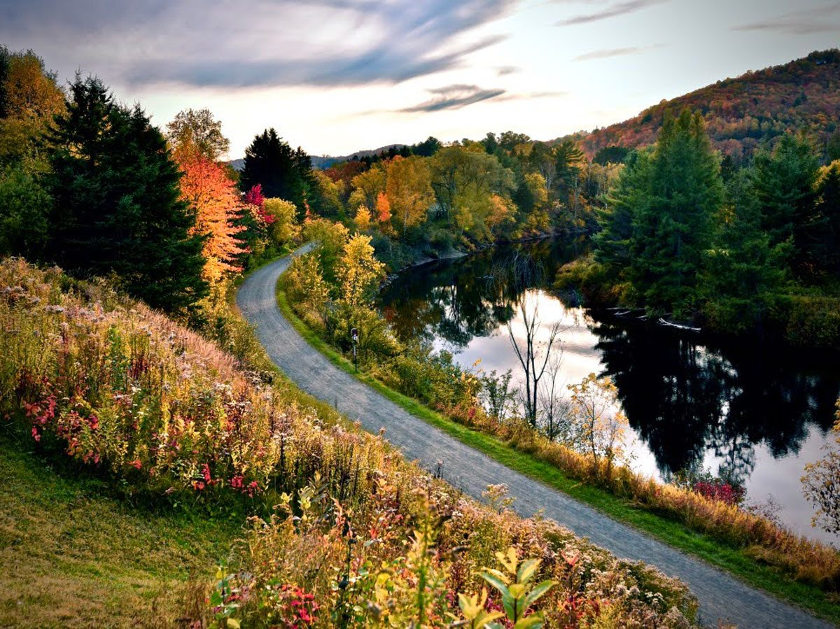 Day trips from Montreal - Le Petit Train du Nord