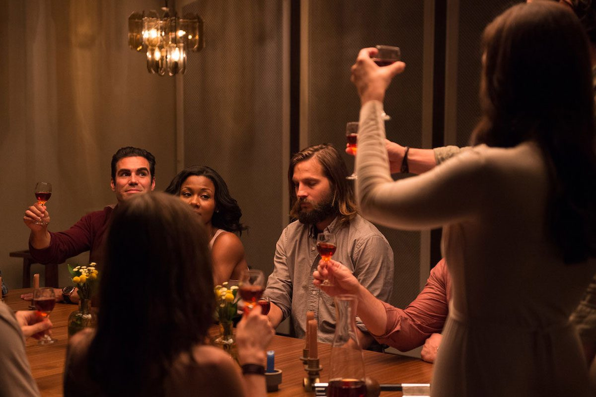 Best scary movies on Netflix - The Invitation