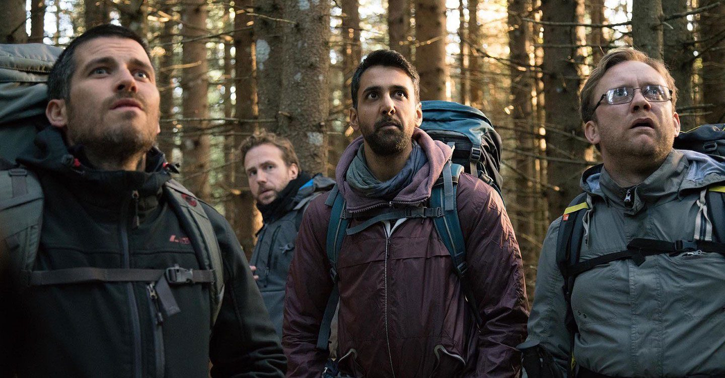Best scary movies on Netflix - The Ritual