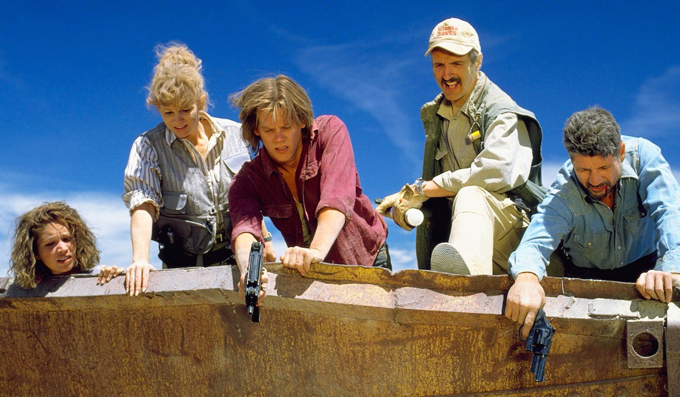 Best scary movies on Netflix - Tremors
