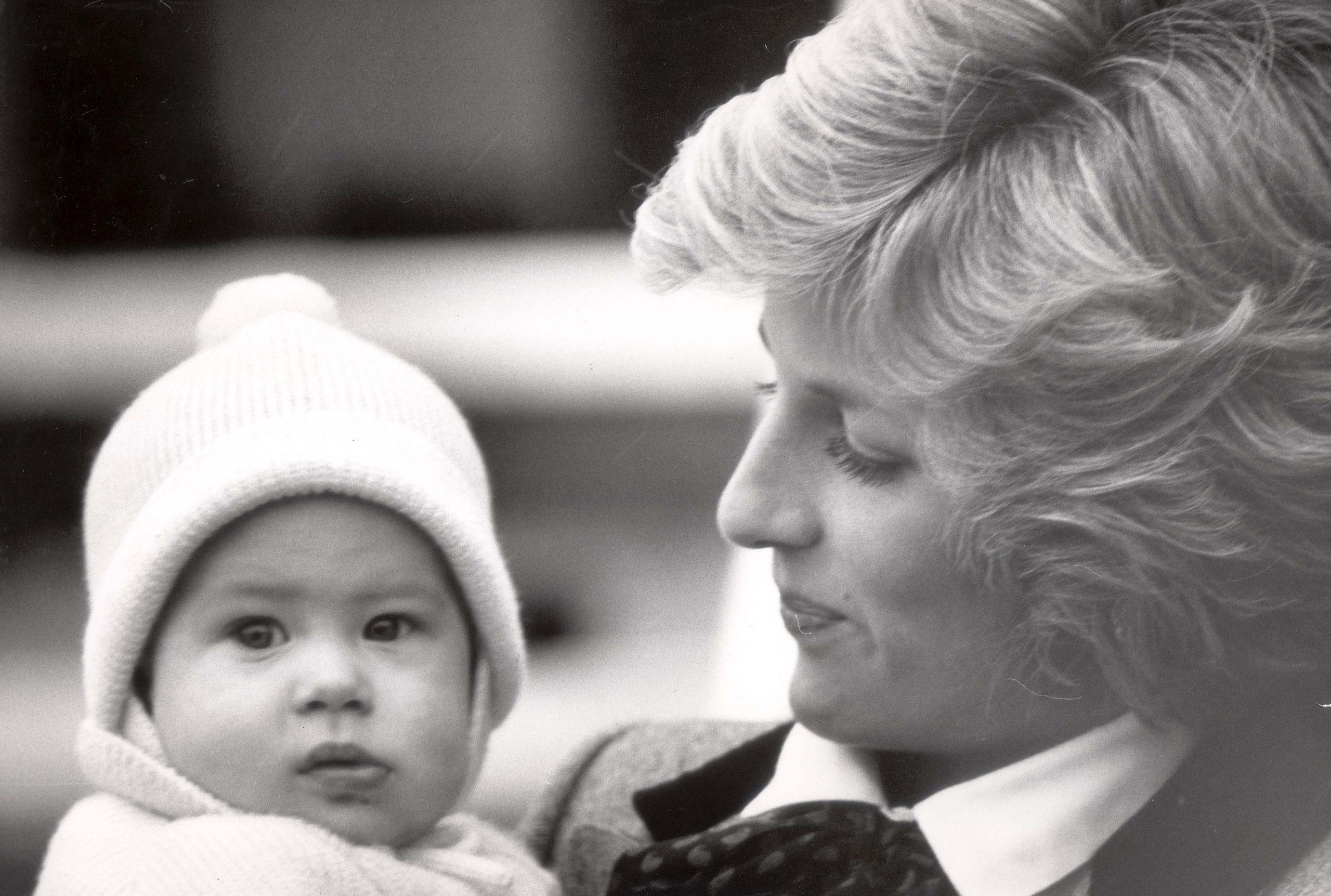 Prince Harry 1985