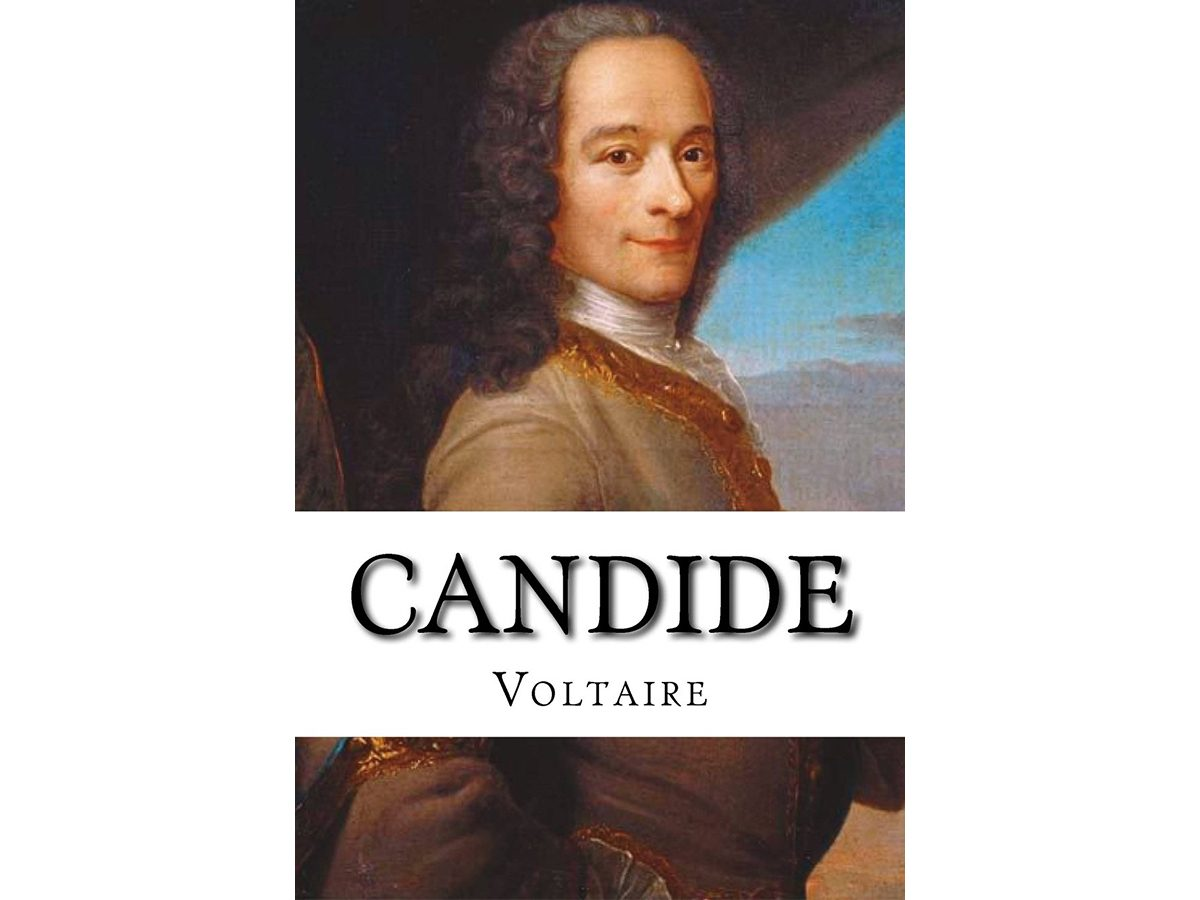 Best book for you based on your zodiac sign - candide virgo