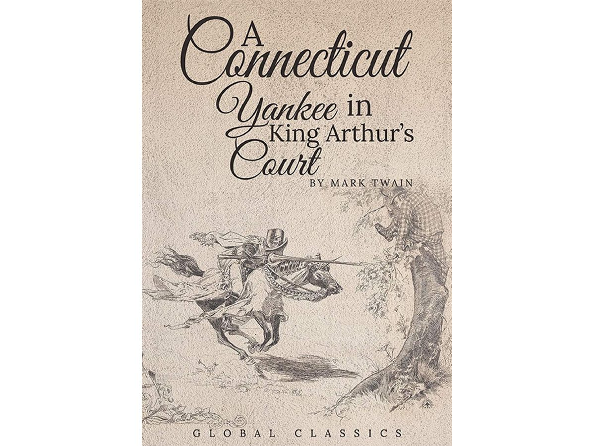 Best book for you based on your zodiac sign - a connecticut yankee in king arthur's court leo