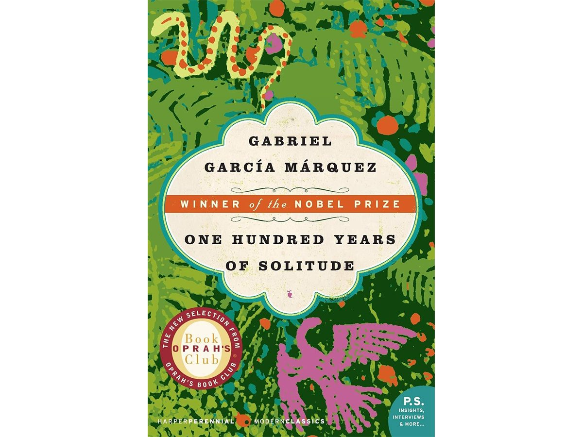 Best book for you based on your zodiac sign - 100 years of solitude pisces