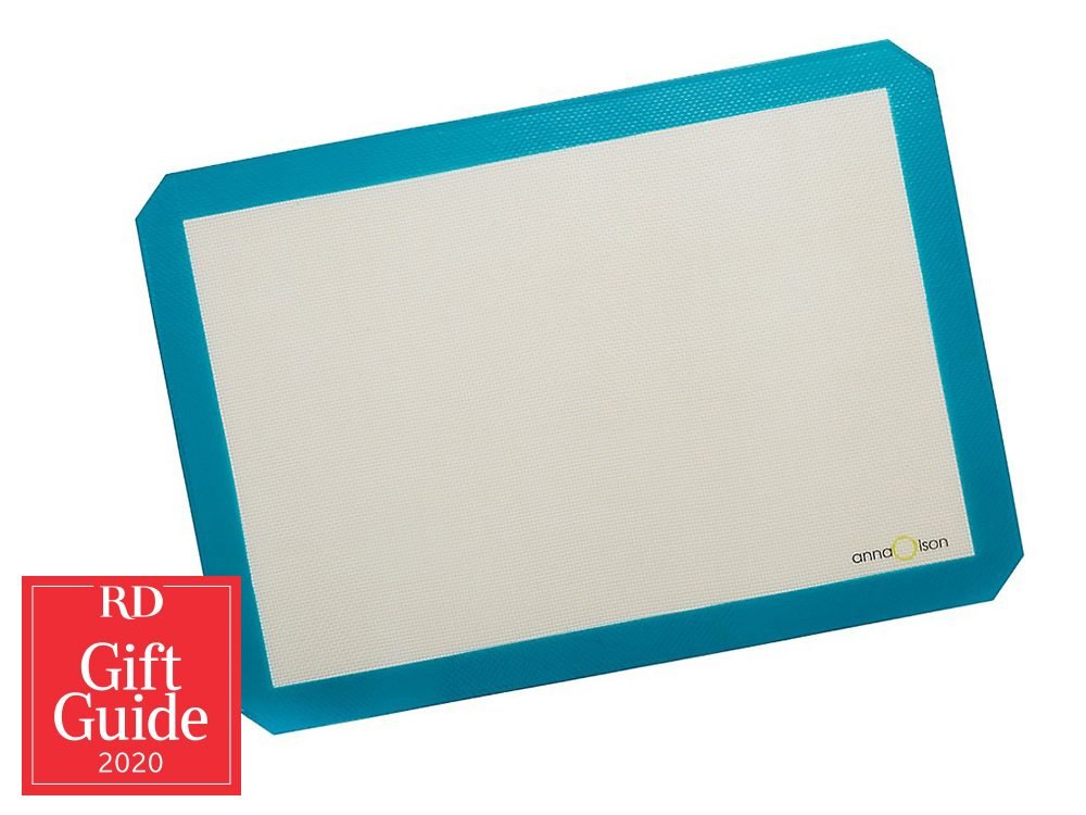 Canadian gifts - holiday gift guide - Anna Olson silicone baking mat